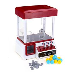 Carnival Claw Game Machine Mini Arcade 24 Coins 12 Egg