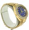 Rolex Ladies Datejust Diamond Dial and Bezel Watch