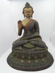 Beautiful Large Shakyamuni Buddha Statue