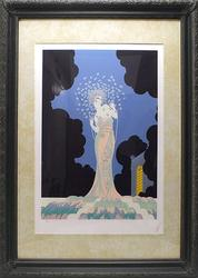 Erte, Fantasia Original Serigraph
