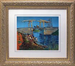 Vincent Van Gogh, Rare By Mourlot