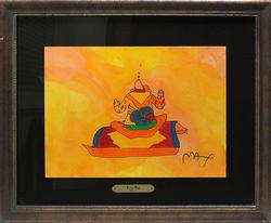Peter Max, Magic Carpet Original