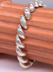 San Marco Link Bracelet, 7.75in