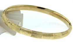 Florentine Finish Bracelet