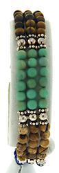 Nice Multi Color Bead Bracelet