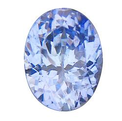 Simply brilliant 1.51ct pendant faceted Tanzanite