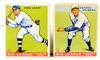 2 Goudey Gum 1933 Baseball Cards