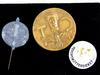 3 Nazi Germany Military Tinnie and Pins