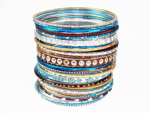 Fascinating Patterns & Adorable Colors, Multi Bracelets