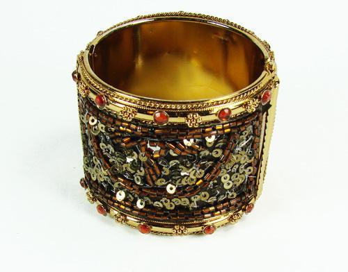 Fascinating Design, Art & Craft Handmade Cuff Bracelet
