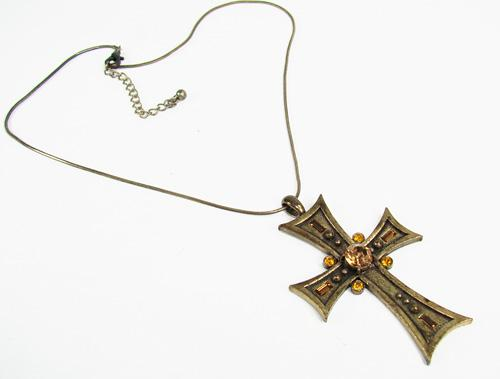 Appealing Classic Design Handmade Religious Necklace