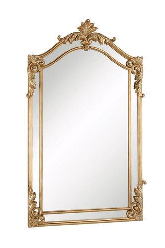 Elegant Lighting AntiqueMirror - Clear Mirror - Gold