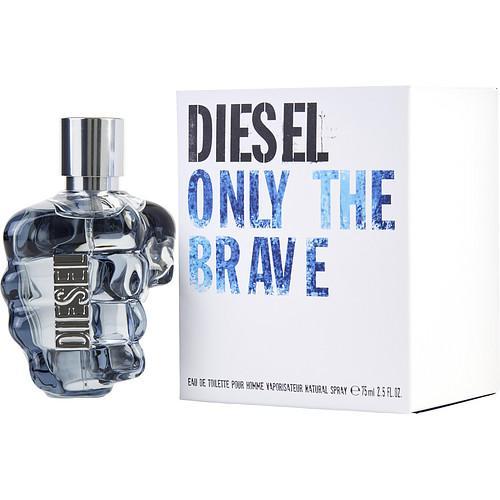 DIESEL ONLY THE BRAVE by Diesel EDT SPRAY 2.5 OZ