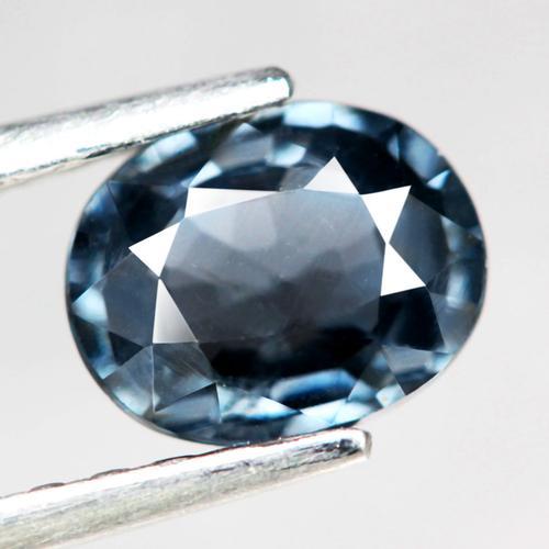 Ravishing VS clarity 1.11ct blue Spinel