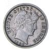 1908 Barber Silver Dime - Circulated