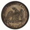 1861 Seated Liberty Half Dollar - Near Uncirculated