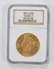 MS61 1879-S $20 Liberty Head Gold Double Eagle - NGC Graded