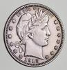 1915-D Barber Silver Quarter - Choice