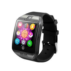 Touch Screen Stainless Steel Wire Smart Watch