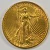 Great BU 1924 St. Gaudens $20 Gold Piece