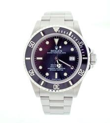 Gents Stainless Steel Rolex Sea Dweller