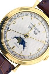 Vacheron Constantin Triple Calendar Moon Phase
