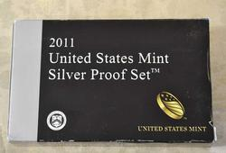 2011 Silver US Proof Set