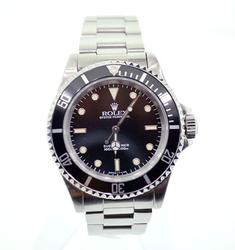 Gents stainless steel Rolex Submariner