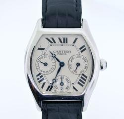 Cartier Collection Privee Tortue Perpetual Calendar