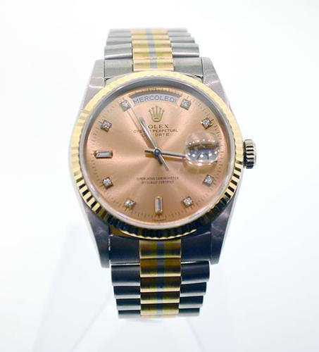 Simply stunning, Gents Rolex Tridor Presidential