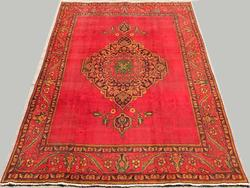 Very Unique Mid 20th C. Handmade Vintage Persian Gabbeh