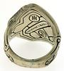 John Hardy Bamboo Collection Wrap Ring