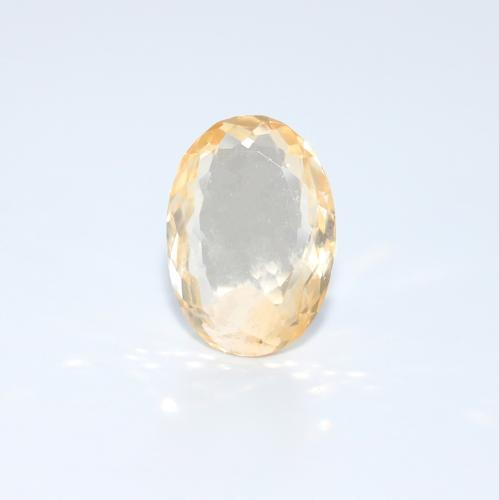 Single Citrine 13.18ct.