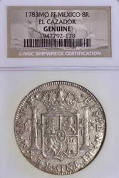 1783 Mo 8R El Cazador NGC
