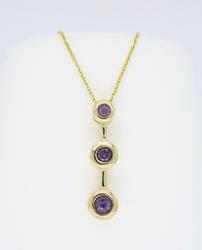 Journey Style Color Change Necklace