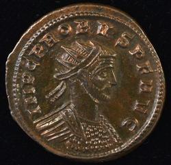 Near Mint Roman Bronze coin of Probus, 276-282 AD
