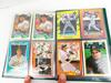 Jose Canseco 32 Baseball Card Collection