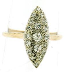 Gorgeous Diamond Pinky Ring