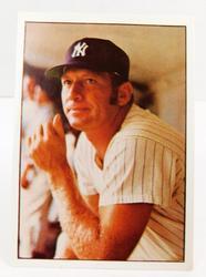1975 Mickey Mantle SSPC Baseball Card