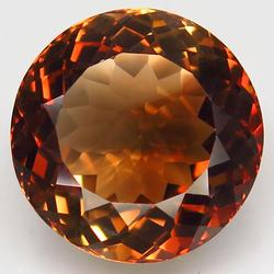 Jaw dropping 20.76ct high fire Imperial Topaz