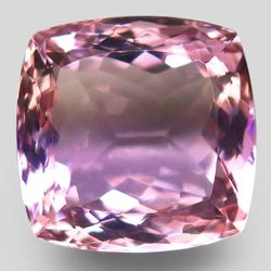 Flawless clarity 29.96ct real Bolivian Ametrine