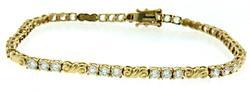 Very Elegant Cubic Zirconia Bracelet