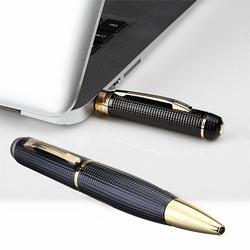 16GB Full 1080p HD Mini Ballpoint Pen USB Camcorder