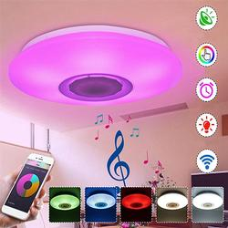 RGBW APP/Voice Control Dimmable Bluetooth Speaker