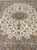 Breathtaking High Quality Hand Knotted Fine Persian Isfahan
