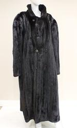 Mano Swartz full length gents mink coat