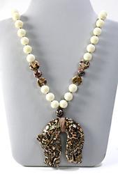 Natural Gemstone Necklace