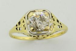Amazing .72CT Diamond Ring in Gold