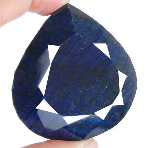 Huge Museum Size 800+ Carat Blue Sapphire