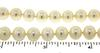 Simple 8mm Pearl Necklace